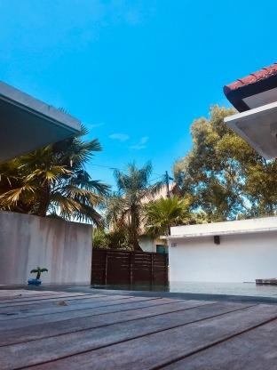 Deck View - Fado Villa Prestige